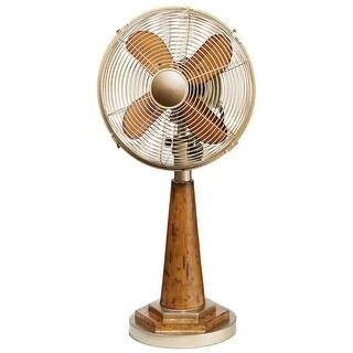 """Deco Breeze DOH2977 10"""" Table Fan Origin"""