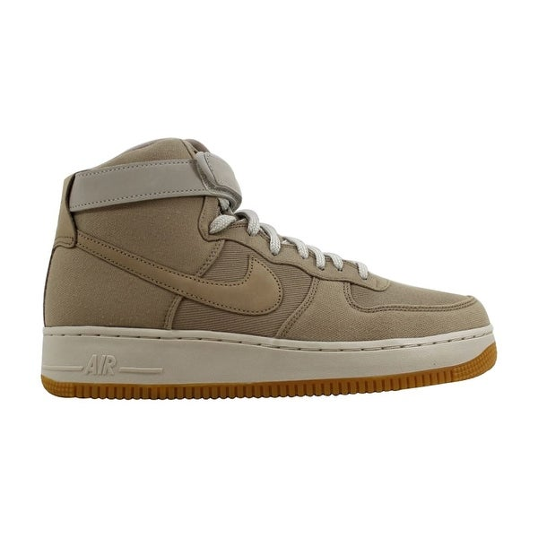 new styles 02afc 12f14 Nike Women's Air Force 1 Hi Utility Khaki/Khaki-Light Bone AJ2775-200