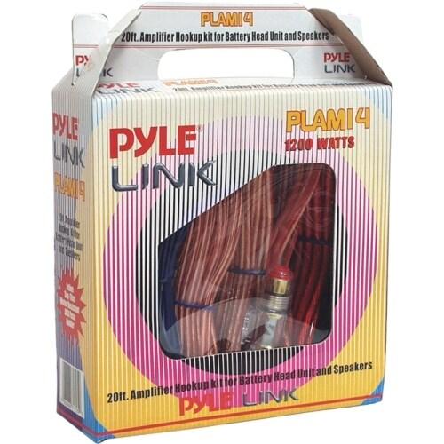 Pyle Audio PLAM-14 Pyle PLAM14 Installation Kit