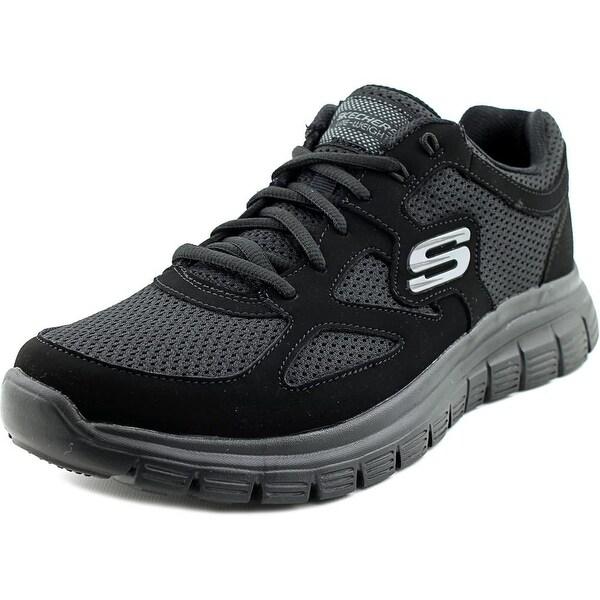 Skechers Burns-Agoura Men  Round Toe Leather  Walking Shoe