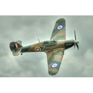 Hawker Hurricane - (Jeff Cook) - LP Photography (Poker Playing Cards Deck)