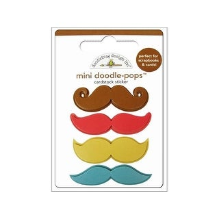 Doodlebug Day To Day Doodle Pops MoStaches