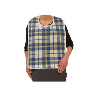 Drive Lifestyle Flannel Bib, Large