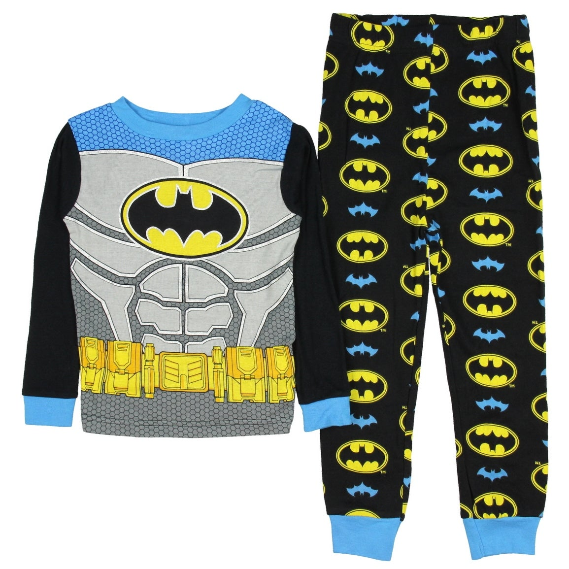DC Comics Baby Boys Batman 2 Piece Fleece Jacket Set