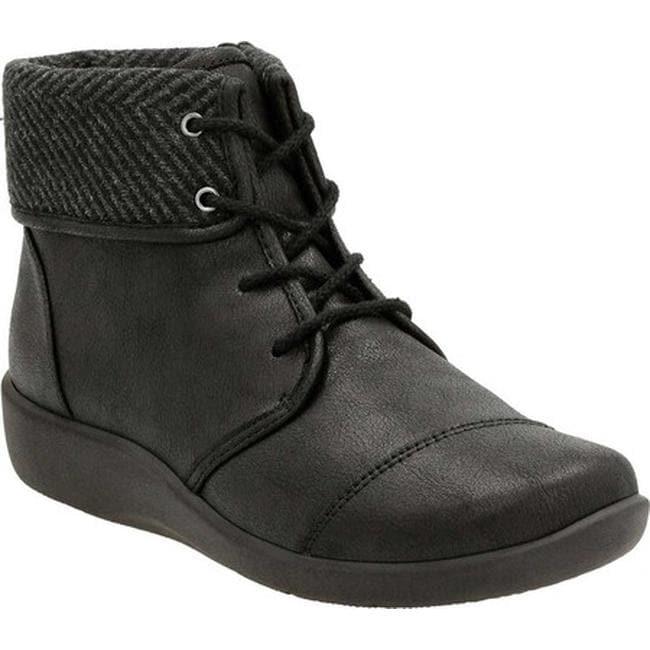 Clarks Womens Sillian Frey Boot