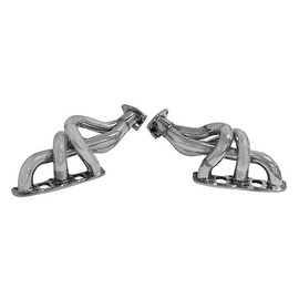 Pilot Automotive 03-06 350Z/ 03-06 G35 Two 3-1 Polished Stainless Steel Header