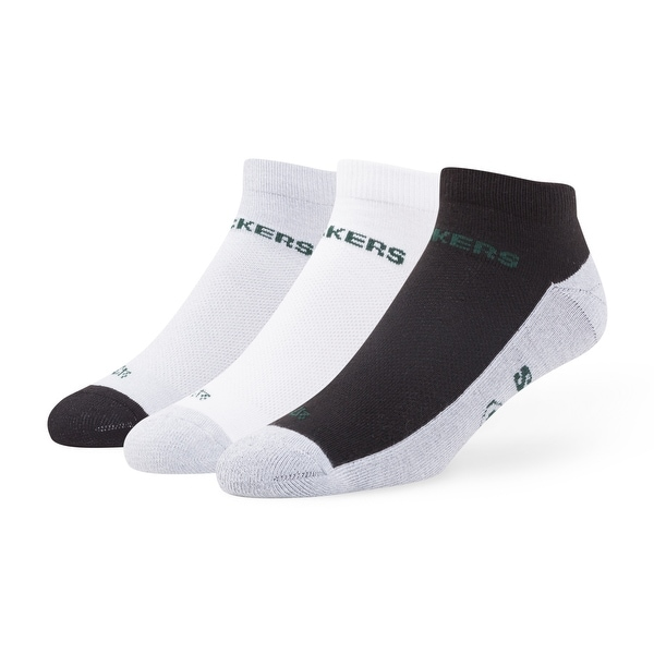 Green Bay Packers Rush Socks – 3 Pack