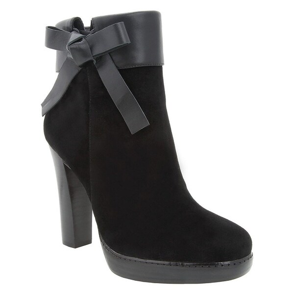 Nina Womens Nell Closed Toe Ankle Fashion Boots
