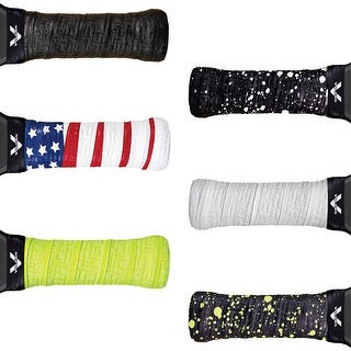 Vulcan Max Trend Pickleball Paddle Overgrips - 3 Pack - One size