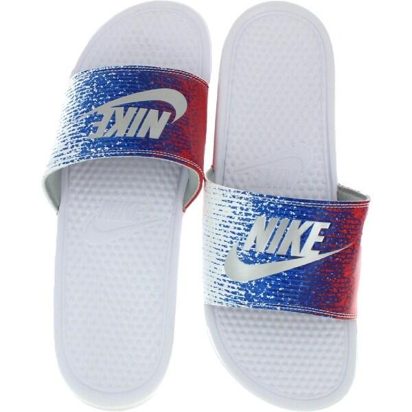 nike pool slides mens