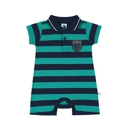 Baby Boy Striped Bodysuit Infant Romper Pulla Bulla Sizes 3-12 Months