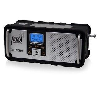La Crosse Technology LCR810106M La Crosse Technology 810-106 NOAA/AM/FM Severe Weather Alert Radio