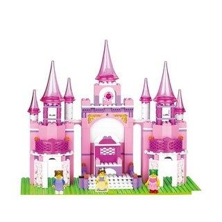 Sluban M38-B0152 Princess Castle Building Block Set - 472 Bricks
