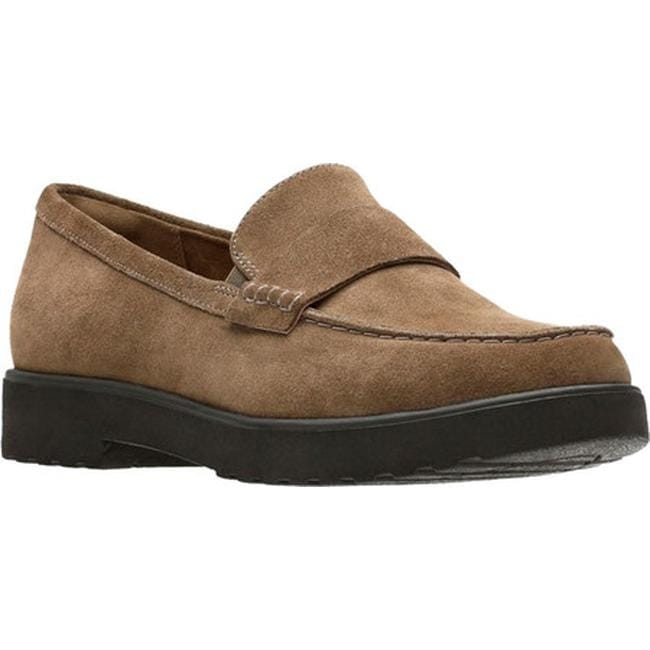 4a07048b9d9 Buy Clarks Women s Loafers Online at Overstock