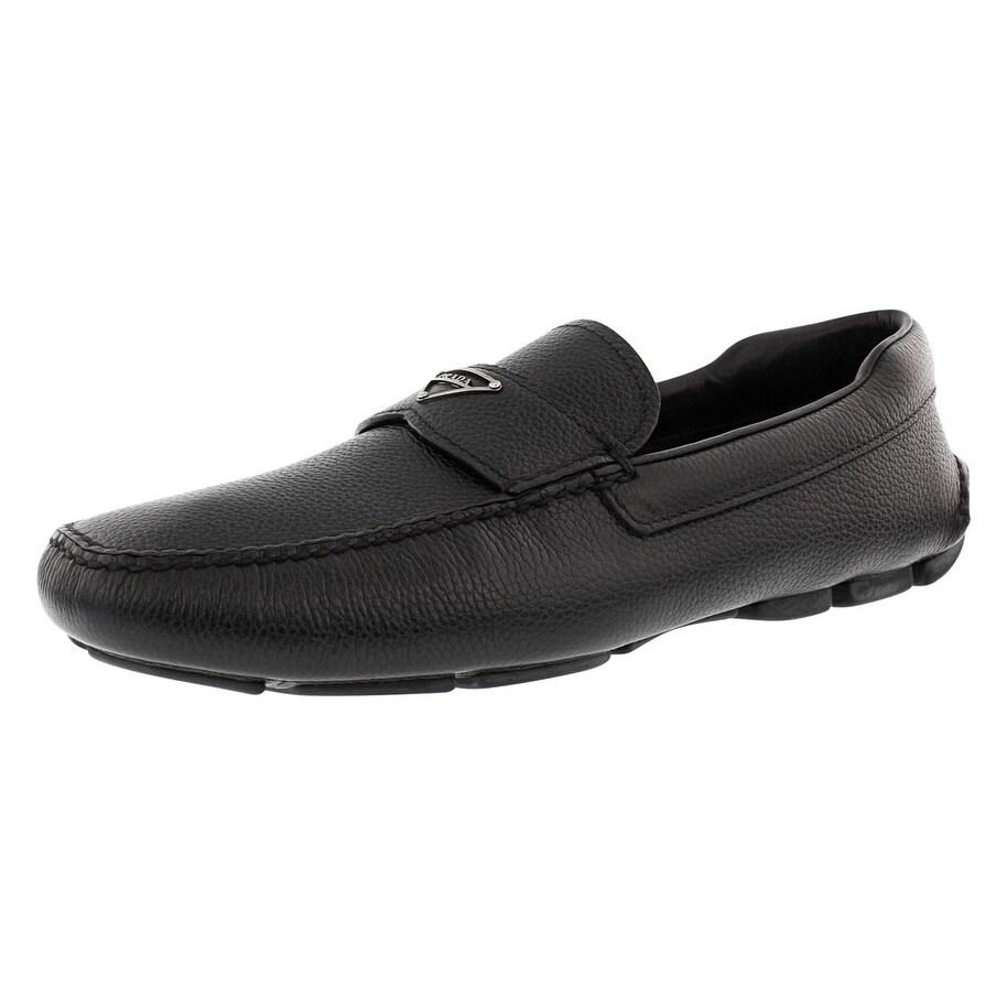 db2251721ac Black Prada Men s Shoes