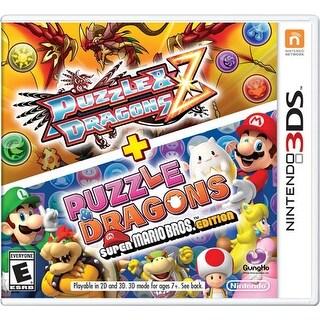 Puzzle & Dragons Z Puzzle & Dragons Super Mario Bros. - Nintendo 3DS