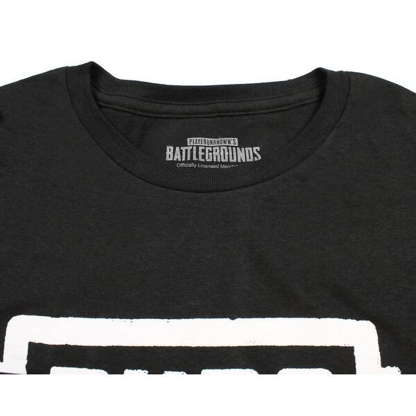 playerunknowns battlegrounds logo black