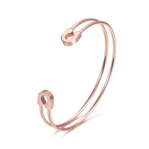 Keep You Safe Cuff Bracelet for Women