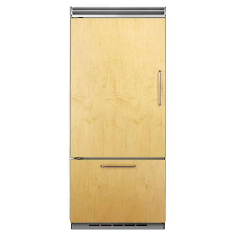 """Marvel MP36BF2L 36"""" Wide 20.4 Cu. Ft. Bottom Mount Refrigerator with Dynamic Cooling Technology -"""