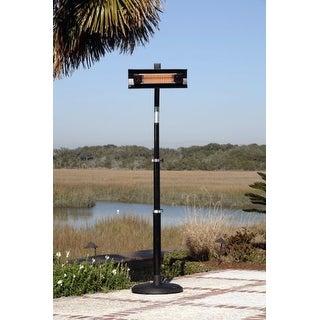 Fire Sense 02678 Infrared Patio Heater - Black