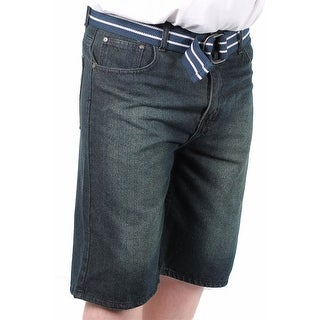 Brooklyn Xpress Young Men's Denim Shorts
