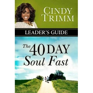 40 Day Soul Fast - Cindy Trimm