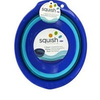 Squish 41004 Collapsible Mix Bowl, 3 Quarts