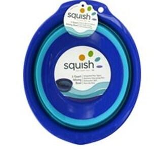 Squish 41004 Collapsible Mix Bowl, 3 Quarts