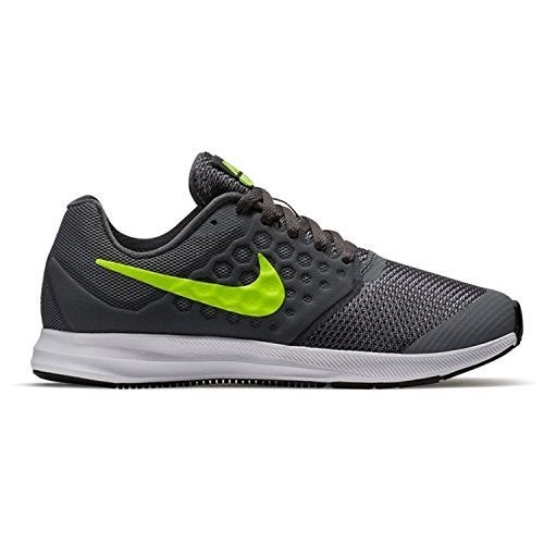 e5c818f14279d Shop New Nike Boy s Downshifter 7 Athletic Shoe Cool Grey Volt - Free  Shipping Today - Overstock - 20999151