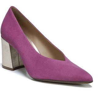 Naturalizer Women's Hope Pump Pink Leather