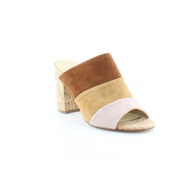 Marc Fisher Prenna Women's Sandals Brown - 8