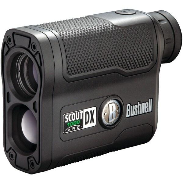 Bushnell 202355 Scout Laser Dx Arc Rangefinder (Black)