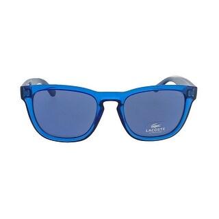 Lacoste L777S 424 Blue Wayfarer Sunglasses