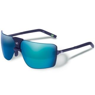 Gargoyles 85'S RUBBERIZED BLACK/SMOKE/BLUE Sunglasses