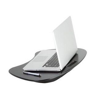 Honey-Can-Do Tbl-02869 Portable Laptop Lap Desk With Handle, Black, 23 L X 16 W X 2.5 H