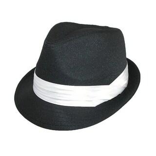 Kenny K Men's Wedding Dress Formal Fedora Hat