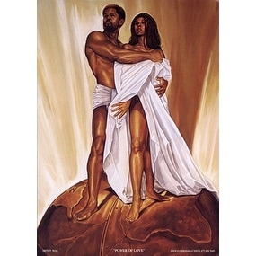 AFRICAN AMERICAN ART PRINT I Do Statement Edition Kevin Williams WAK