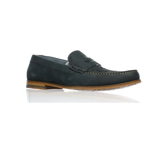 f284a8e30b166 Shop Ted Baker Mens 916309 Dark Blue Loafers Size 10 - Free Shipping ...