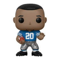 Detroit Lions NFL POP Vinyl Figure: Barry Sanders (Home) - multi