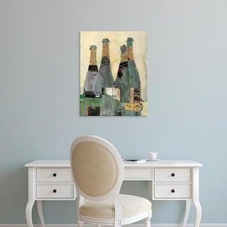 Easy Art Prints Samuel Dixon's 'After the Toast I' Premium Canvas Art