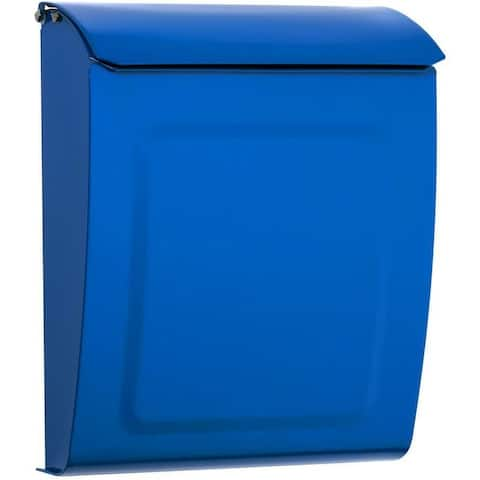 Architectural Mailboxes 2594 Aspen Wall Mounted Locking Mailbox