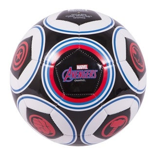 Marvel Comics Avengers Specialty Soccer Ball (Size 5)