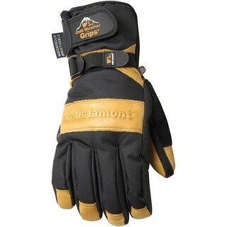 Wells Lamont 7660L Universal Insulated Winter Glove, Large