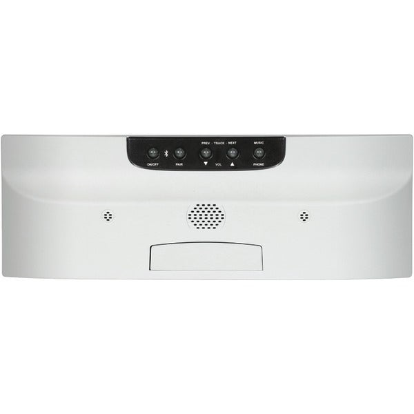 M&S Systems Dmcbt Music/Intercom System With Bluetooth(R) Player (White)