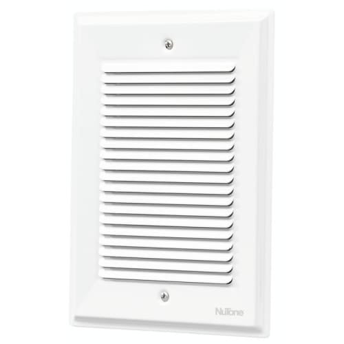 NuTone SLA14 Two-Note Door Chime Built-In for Flush Mounting with One Note Second Door Chime