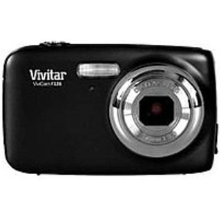 Vivitar ViviCam VF126-BLK 14.1 Megapixel Digital Camera - 4x (Refurbished)