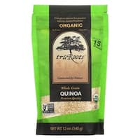 Truroots Organic Quinoa - Whole Grain - Case of 6 - 12 oz.