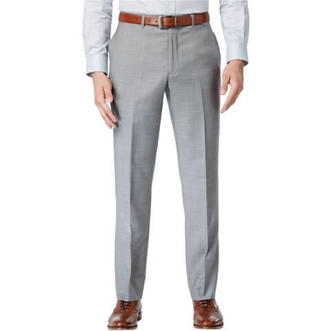 Tommy Hilfiger Mens Sharkskin Trim Casual Trousers