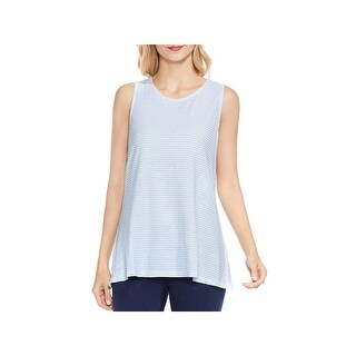 Two by Vince Camuto Womens Pullover Top Knit Sleeveless