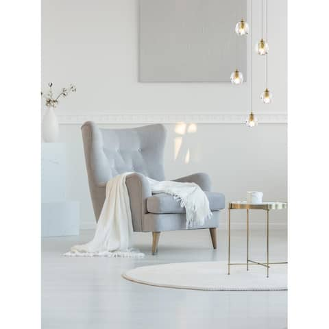 Ella 5-Lights Pendant - N/A